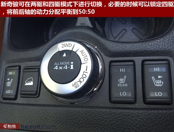 就靠全能说话 和讯汽车试驾东风日产新奇骏