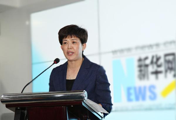 证监会投资者保护局局长赵敏。 新华网 资料图