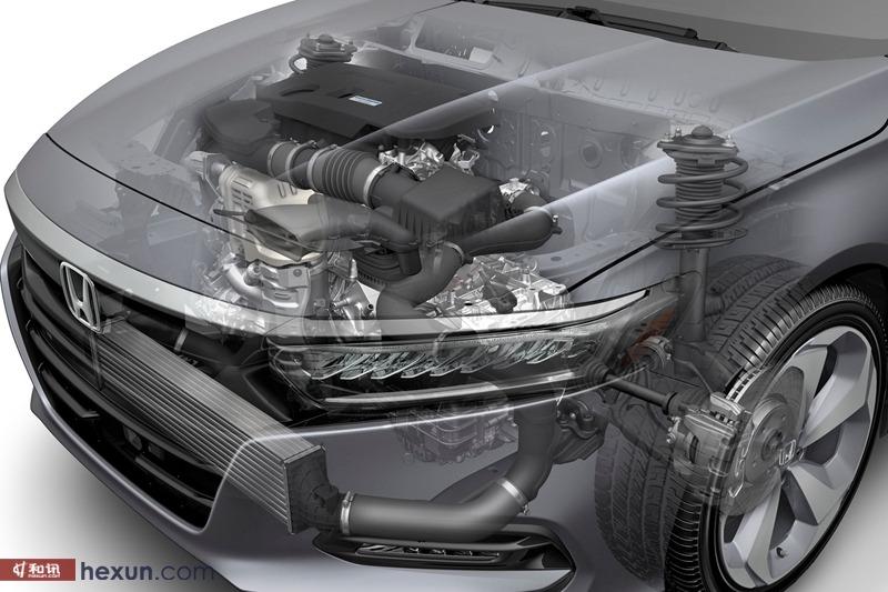 第十代本田雅阁在美正式量产 修长低矮走运动风格