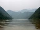 1987年的长江风景