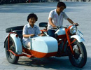 30年前中国人出行方式