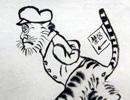 人民日报的四位漫画家