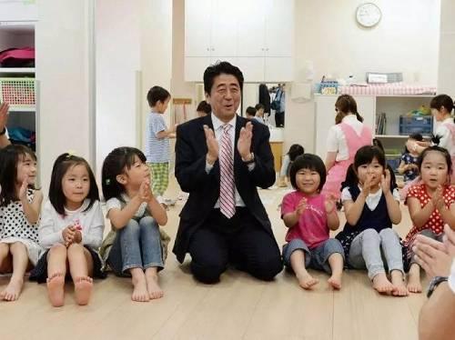 """""""国难""""当头,日本重磅宣布!3至5岁小儿哺育费全免"""