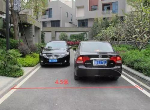 万科一小区的地上停车,图片来自万科官网。