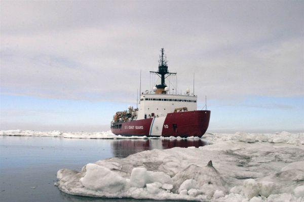 原料图片:俄军北极军演。(图片来源于网络)