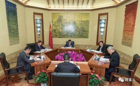 马云马化腾任正副主席 协助完成中央赋与庞小年夜任务