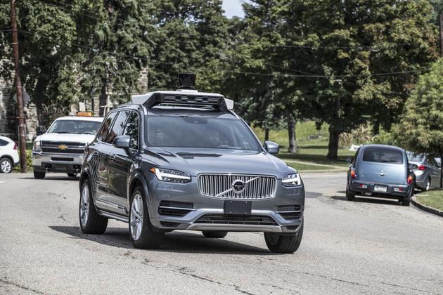 Uber无人车事故死者家属起诉政府:道路设计导致事故
