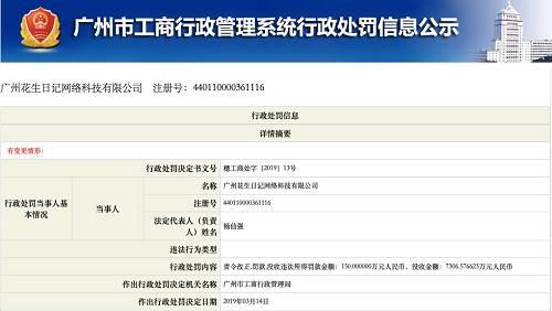 """这是中国社交电商领域第二宗巨额罚没案例,也是截至目前最大的一例。2017年5月,云集微店涉嫌以""""交入会费""""、""""拉人头""""等形式开展传销活动,被杭州滨江区市场监管局罚没958万余元。"""