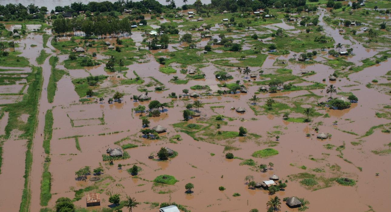 """飓风""""伊代""""肆虐 南部非洲多国受灾严重"""