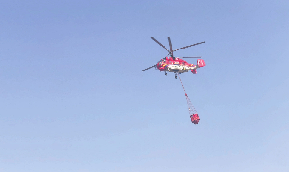 四川凉山森林火灾造成30名扑火人员牺牲