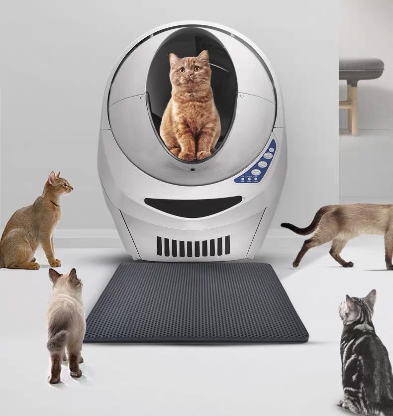 图片来源/LitterRobot海外旗舰店截图