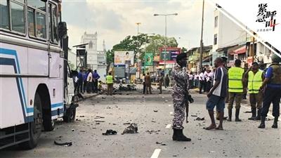 连环爆炸后的斯里兰卡