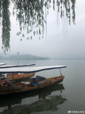 本周浙江多阵雨或雷雨 明天有暴雨