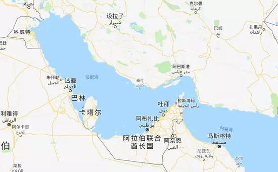 海湾多艘油轮遇袭爆炸