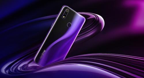realme发布全新realme X系列 正式进入国内智能手机市场