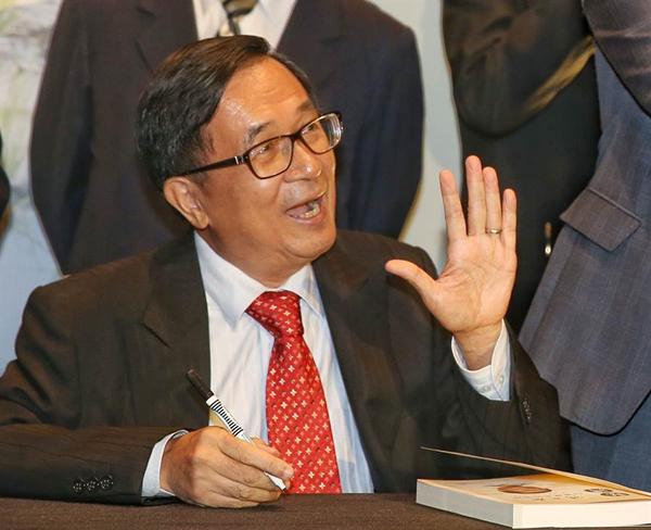 """陈水扁日前认为,政党大输县市推举后,紧接着台湾地区领导人。推举必定贪污。(图片:台湾""""中时电子报"""")"""