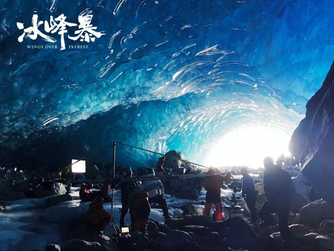 """8700米、零下40度、含氧量30%――揭秘华语""""高度""""之作《冰峰暴》幕后创作"""
