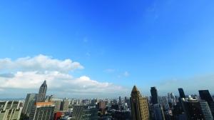 """昨天的""""台风蓝""""是最后的福利"""