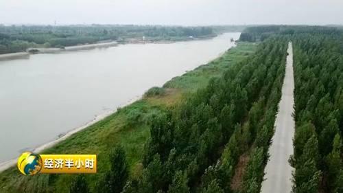 京杭运河鲁运河段