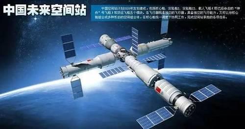 """中国空间站计划将于2020年左右建成而""""鸿蒙""""、""""麒麟""""等产品命名均是来自于""""山海经"""""""