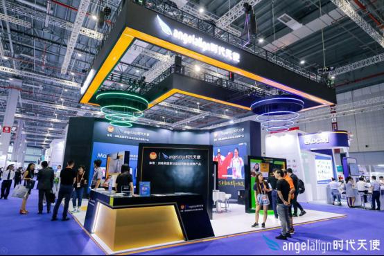 新产品、新技术!时代天使亮相2019上海CSD口腔展