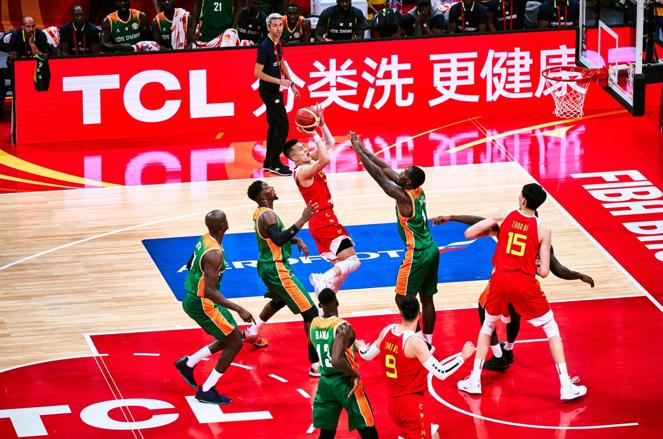 2019年FIBA世界杯闪耀今夏,TCL联合天猫开启智能应援时代