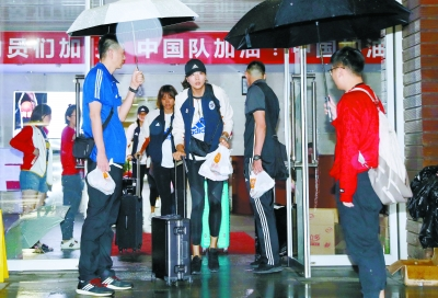 探秘中国女排备战世界杯
