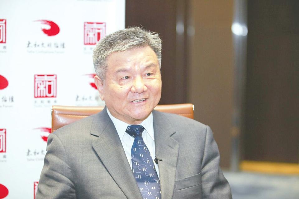 每经专访工信部通信科技委秘书长张新生:中国把5G高地占领了,未来经济发展将会有个好基础