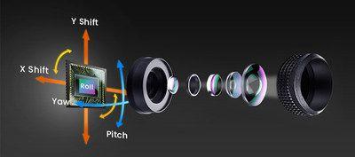 思特威与MEMS Drive合作 为CMOS图像传感器集成防抖技术