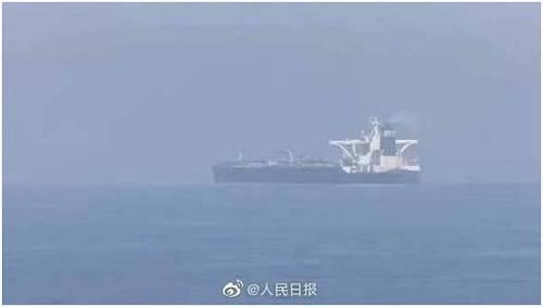 伊朗油轮遭2枚导弹击中 国际油价盘中飙升 A股相关板块异动