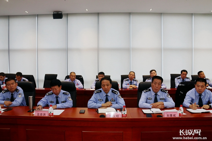 什么项目赚钱快:沧州交警主动登门企业护航经济发展