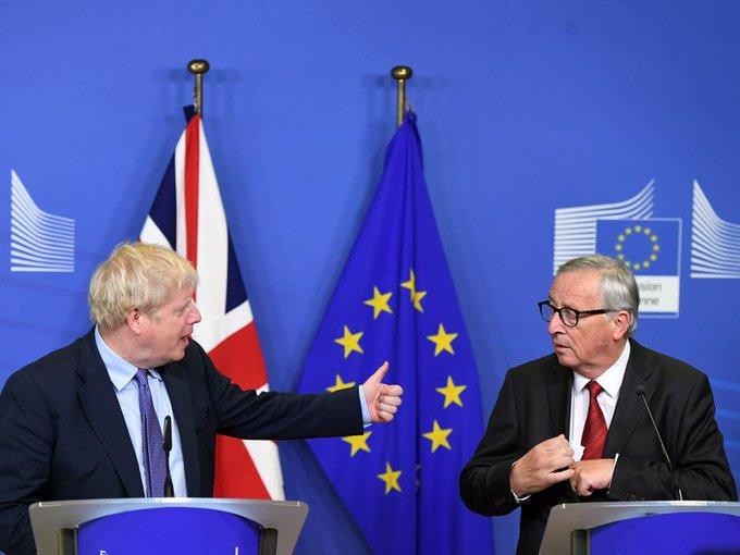 """脱欧协议绝非英镑""""免死金牌""""?小心周末魂断英国议会……"""
