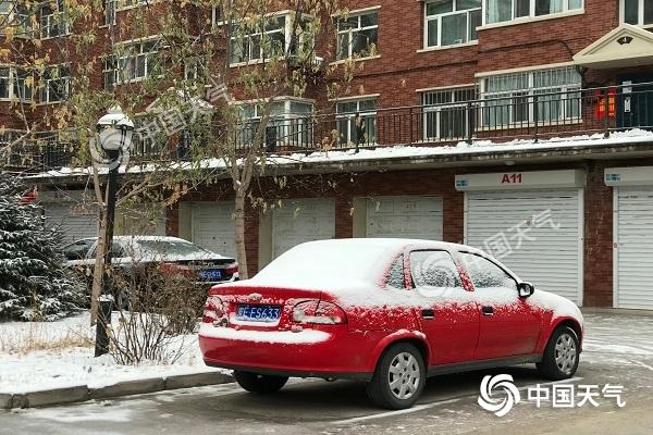 """冷空气""""接力"""" 内蒙古今起大风降温沙尘雨雪齐聚"""