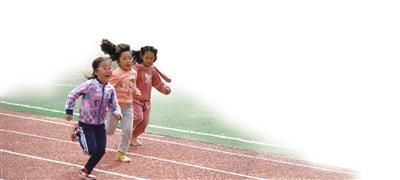 """环保志愿者_""""公益体彩快乐操场""""系列活动 走进沈河区一经街第二小学 近500名小学生测试""""运动六项"""""""