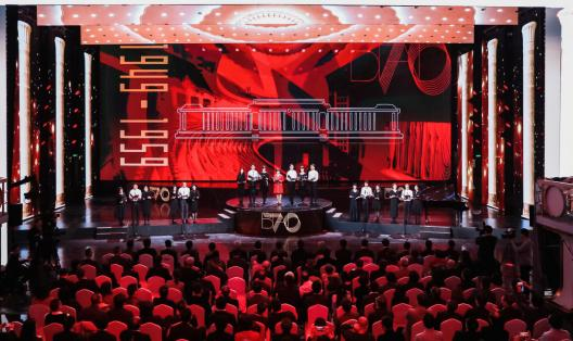 《国之都•梦之城》――讲述北京建院70年传奇