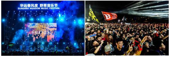 <b>国企的摇滚姿态  2019年华远野草音乐节嗨唱重庆</b>