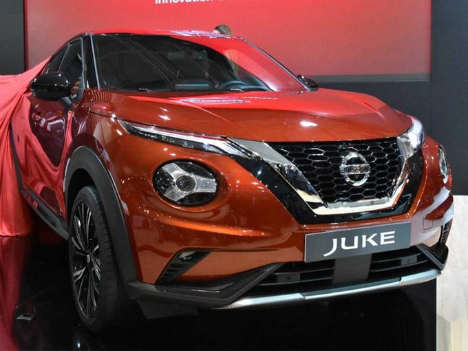 日產全新JUKE實拍曝光!本月底開售/搭1.0T引擎