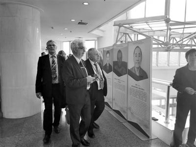 <b>3名乌克兰院士 在北京海淀创业园创业</b>
