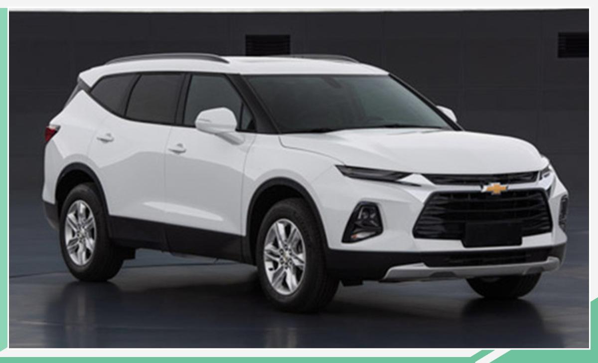 全新7座中大型SUV 雪佛兰开拓者将于今日亮相