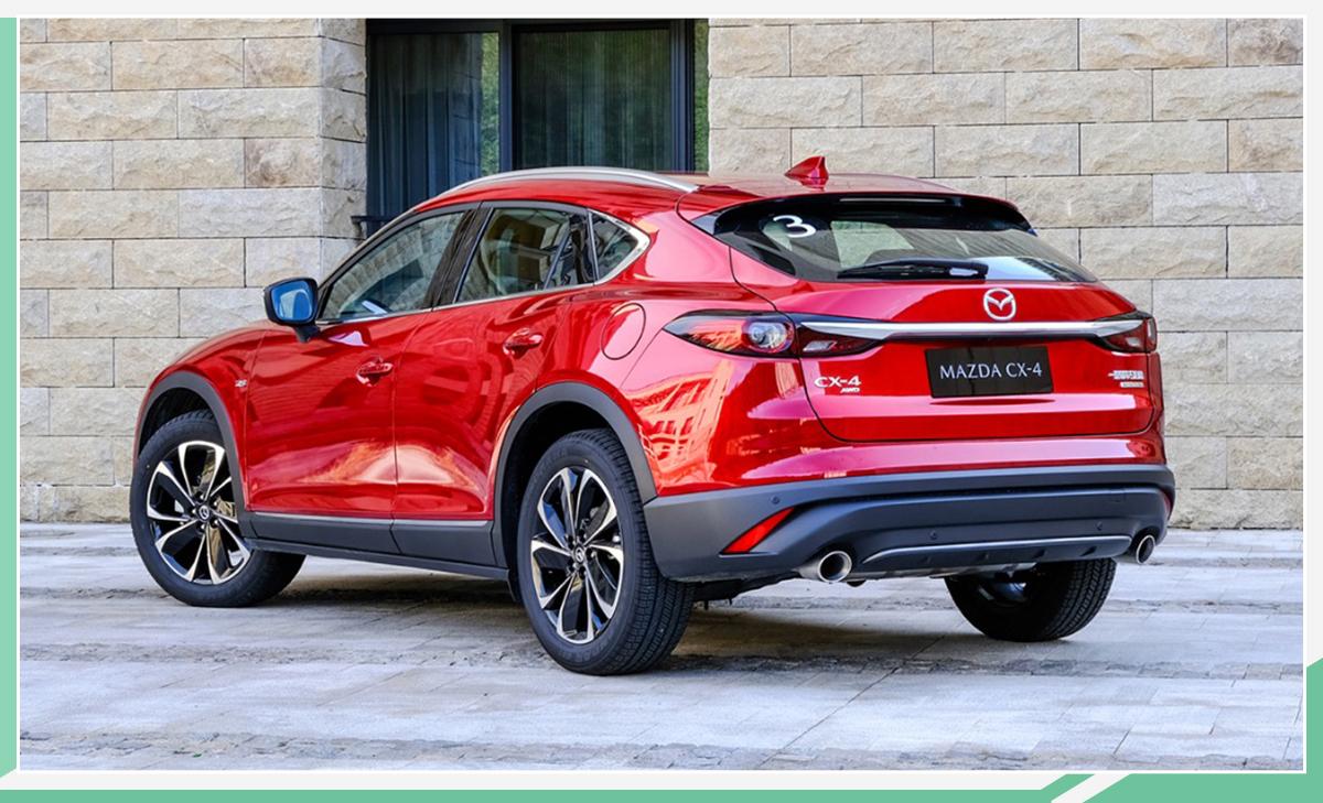 全系最高优惠9千 一汽马自达新CX 4售14.88万起