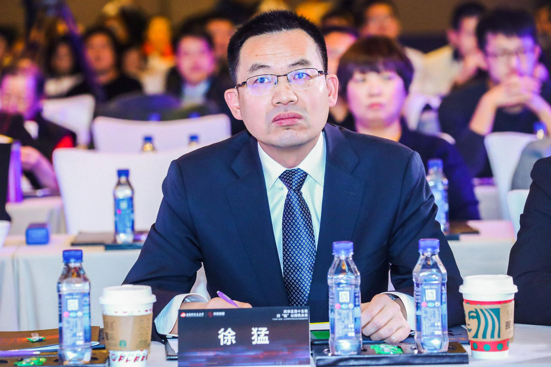 华夏基金数量投资部总监、华夏恒生ETF、华夏中小板ETF等基金经理徐猛