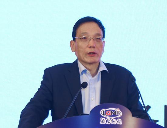国务院发展研究中心著名经济学家、全国政协经济委员会副主任刘世锦
