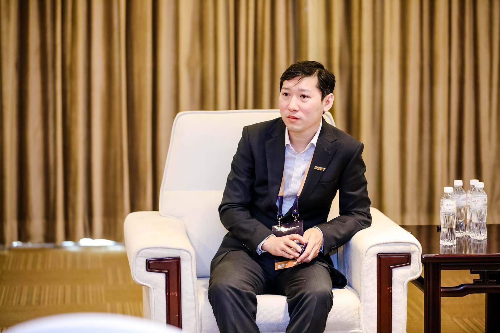 阿里巴巴产业互联网中心主任陈威