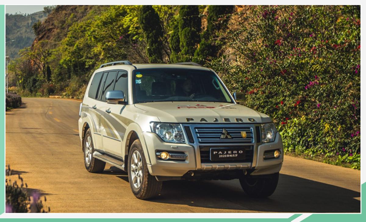 三菱帕杰罗新增高配置车型 搭载6G72型3.0L自然吸气V6发动机