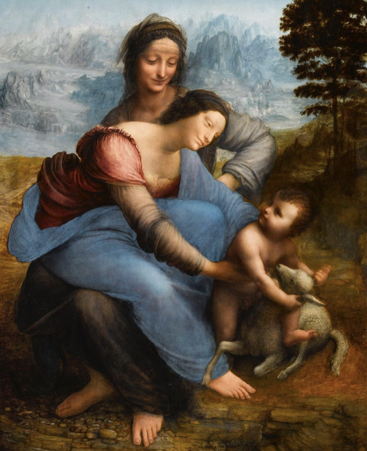 图/Musée du Louvre官网截图