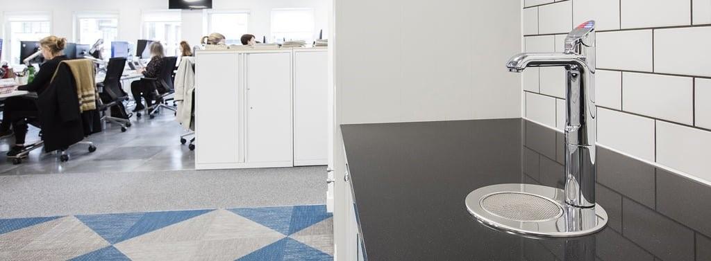 康丽根净水器Zip water 始于颜值,忠于品质