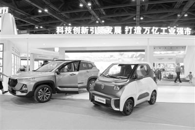 廣西打響新能源汽車推廣應用攻堅