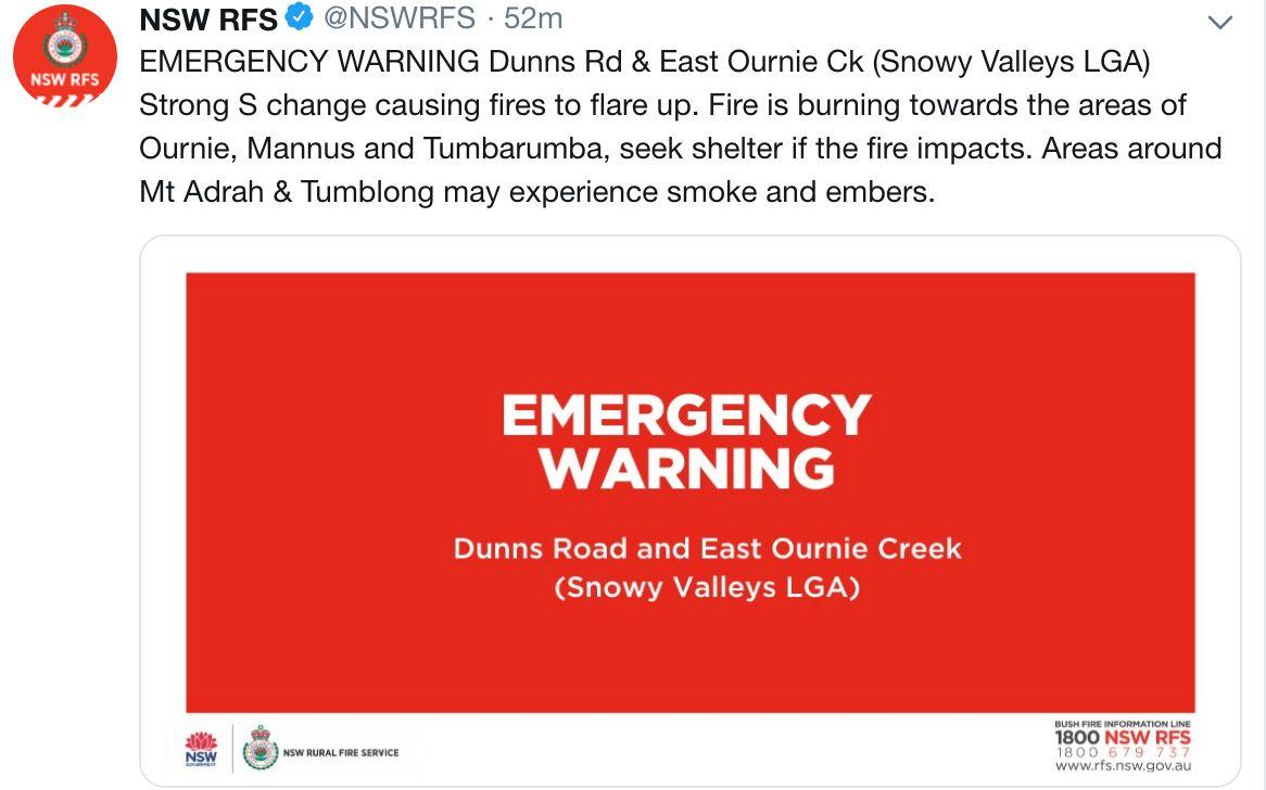 澳大利亚再迎特大火灾,中国驻澳使馆发出提醒