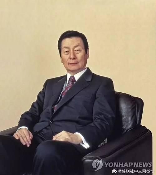 """至此,韩国五大财阀(三星、当代、LG、SK、笑天)创首人无人健在。韩国媒体称,韩国""""第一代企业家""""时代落下帷幕。"""