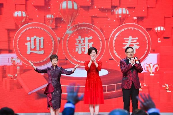 当代奋斗者图鉴:得到App联合深圳卫视爱奇艺举办首届知识春晚